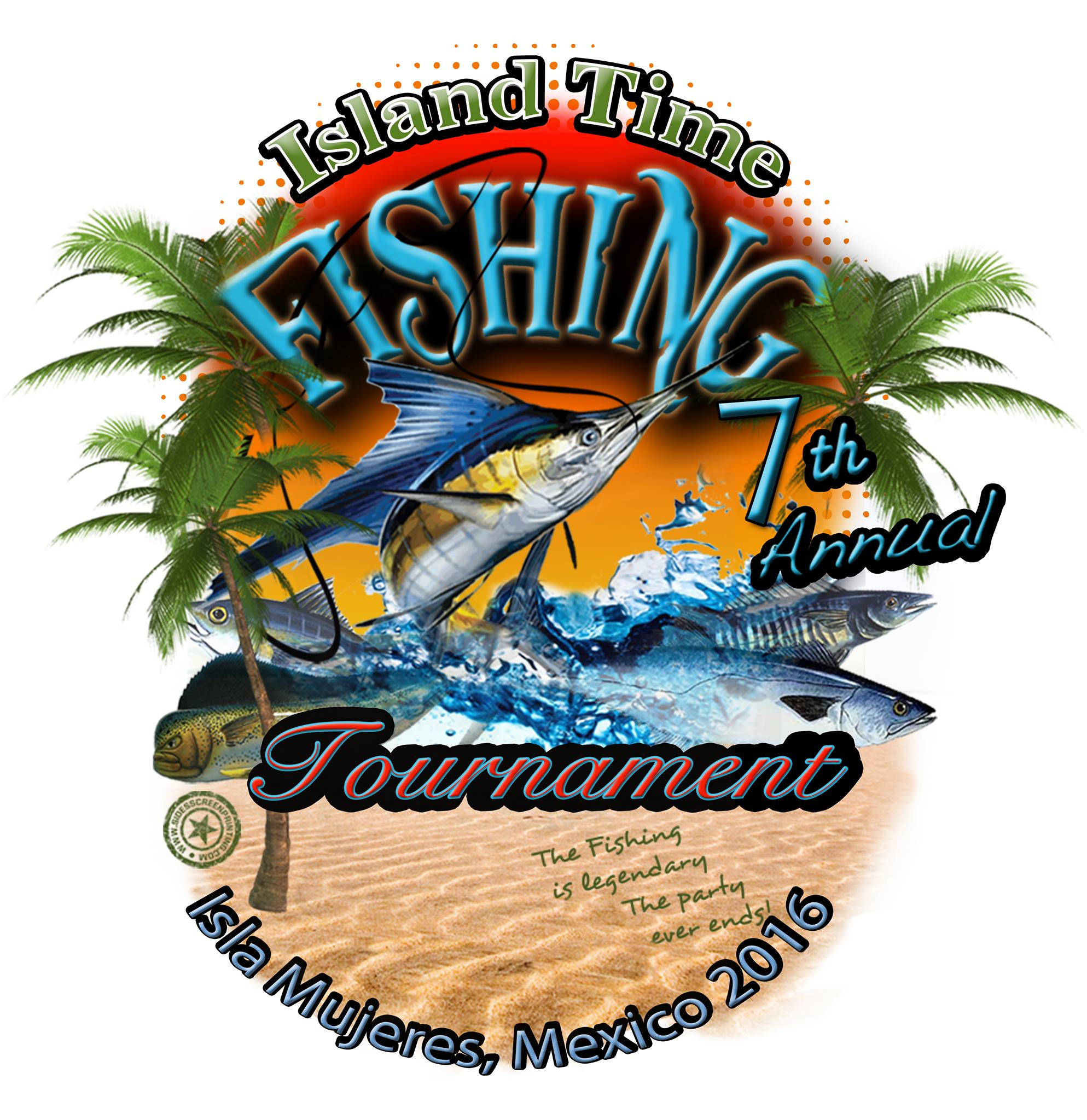Island Time Fishing Tournament